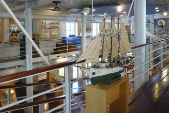 Maritime Museum, Curacao. c. D. A. Levy.