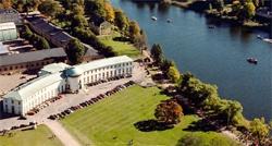 Aland Maritime Museum, Finland.