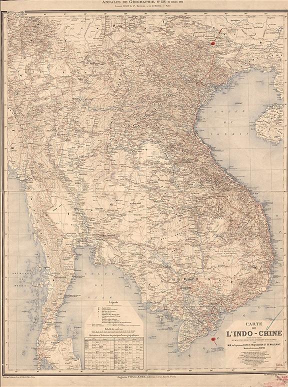 Cambodia. Angkor Wat. World Seaports. Maritime Heritage Project. Sea on
