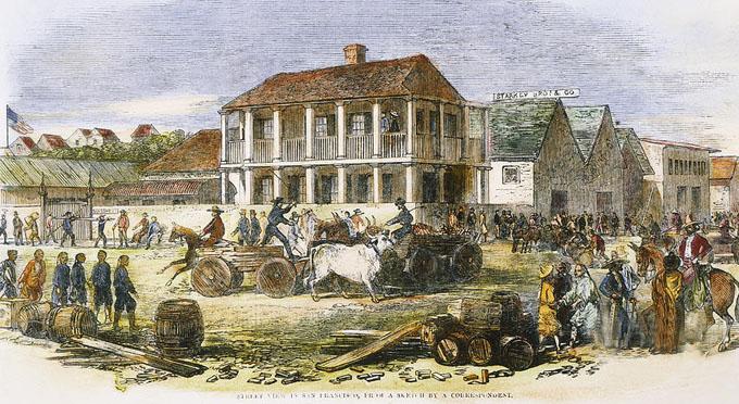 San Francisco 1850.