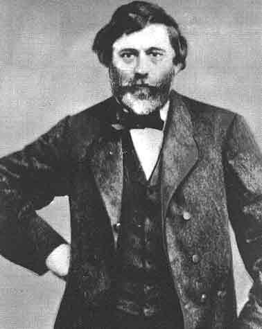 Count Agoston Haraszthy.